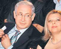Netanyahu şişe skandalı!