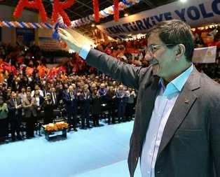 Başbakan Davutoğlu Afyonda konuştu