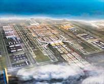 3üncü havalimanı tam gaz