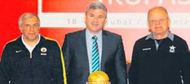 Kupada dev final: A.Efes - Fenerbahçe