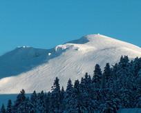 Uludağda 70 milyon metreküp kar var