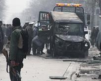 Türk koruma timine saldırı: 1 şehit