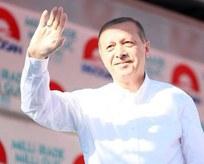 Erdoğana doğum günü sürprizi