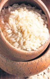 Mutluluğun adı pirinç