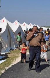 BM: Mülteci rekoru Türkiyede