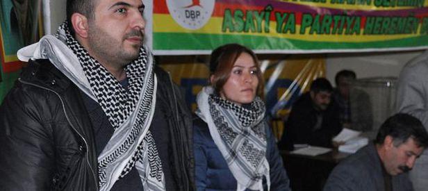 DBP ilçe başkanı tutuklandı