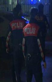 Polisten şok operasyon