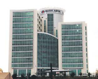 Bank Asyaya yeni şube yok
