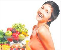Çiğ sebze kiloya darbe!