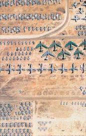Dev uçak mezarlığı