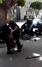 ABD polisi evsizi böyle öldürdü