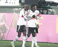 Daniel Opare ilk kez gol attı!