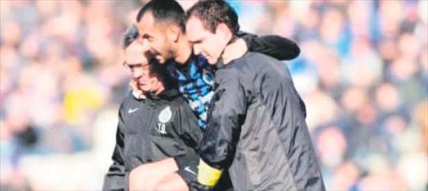 Beşiktaşın rakibi Bruggea şok!