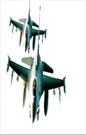 İsrail jetlerini vurun