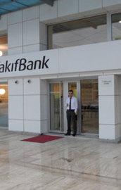 Vakıf Katılım Bankasına onay verildi