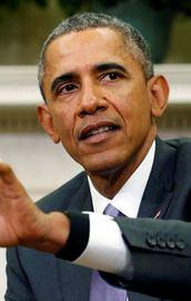 Obama Netanyahu ile dalga geçti!
