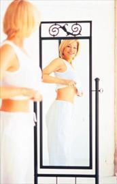 Aynaya bak zayıfla