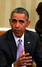 Çarkçı Obama
