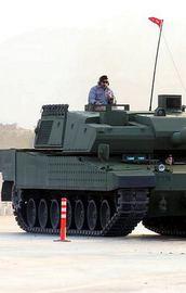 Milli tank 2016da hazır olacak