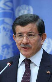 Başbakan Davutoğlu New Yorkta konuştu