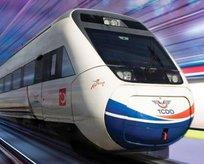 Bakan Elvandan hızlı tren müjdesi