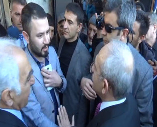Konya'da Kılıçdaroğlu'na demokrasi dersi!