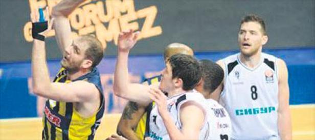 Fenerbahçe Ülker silindir gibi Nizhnyyi yıktı