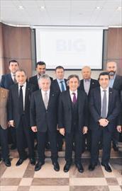 Beyoğlu yatırımcıları BIG ile dünyaya açılıyor