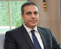 Hakan Fidan yeniden MİT Müsteşarı