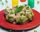 Pembe Dünya Salatası Tarifi