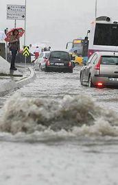 İstanbul için çamur yağmuru uyarısı