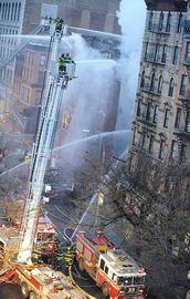New Yorkta patlama