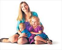 Çalışan anneye ayda 300 Euro!