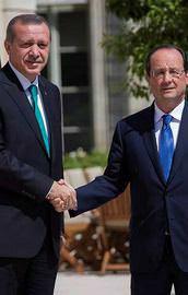 Erdoğandan Hollandea taziye telefonu