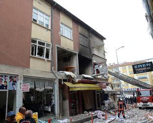 Ankarada patlama: 5 yaralı