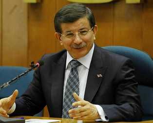 Davutoğlu: Başkanlık sistemine geçilmeli