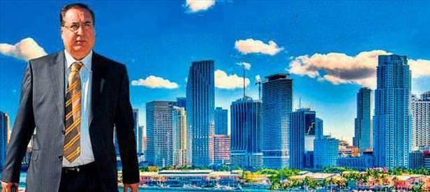 Hortum paralarıyla Miamide AVM açtı