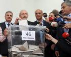 CHP'de ön seçime katılım yüzde 55 oldu