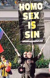 Eşcinseller öldürülsün