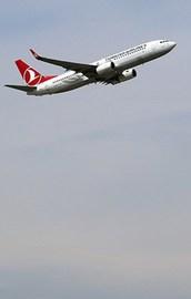 THY uçağında bomba paniği!