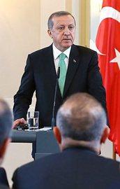 Erdoğandan muhalefete beyanname ayarı