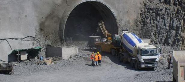 5 ile 14 yeni tünel geliyor