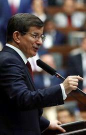 Başbakan Davutoğlu: Türk yargısına saldırı!