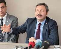 İdris Bal istifa etti!