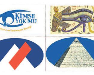 Logolarda mason işaretleri