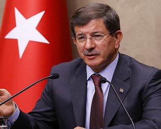 Davutoğlundan elektrik kesintisi açıklaması