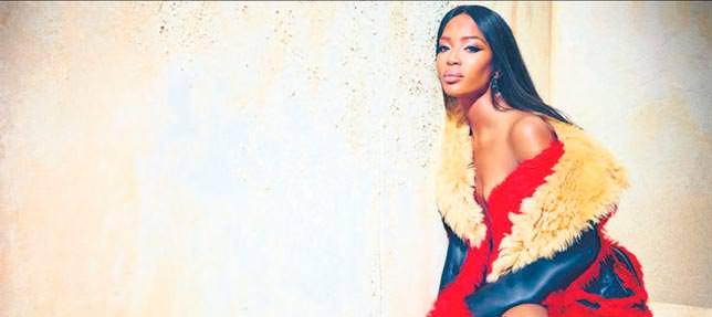Yine Naomi yine olay!