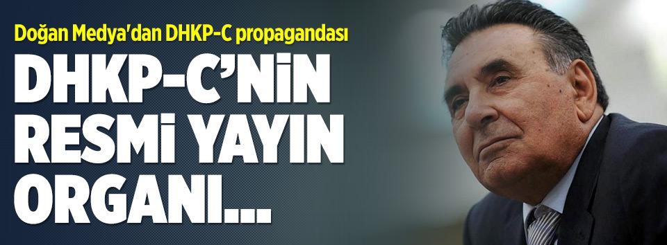 Aydın Doğan Medyasından DHKP-C propagandası