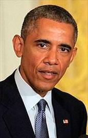 Obamadan baba ziyaret