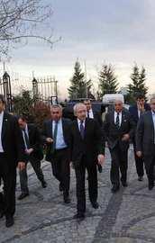 Şehit evinde Kılıçdaroğluna protesto